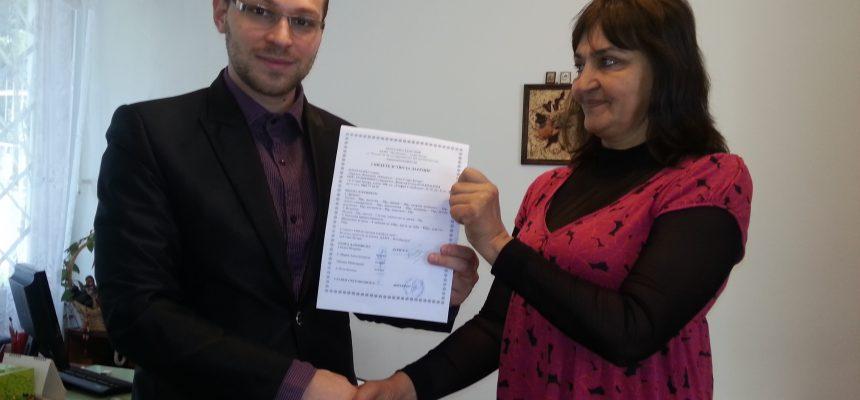 """Фондация """"Ейнджълс – клон Стара Загора"""" осъществи своята първа благотворителна кауза"""