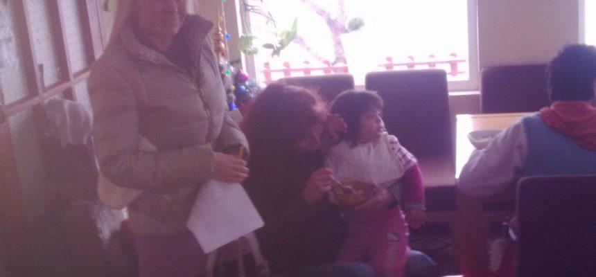 Дарение на детски център Свети Никола от кампанията КУПИ- Дари на 12.12.12
